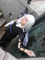 HT Riku -Locked Out- by Ruet-Beer