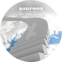 The Rule to 2u.0 CD Label by ManHoPark