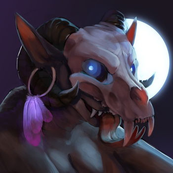 Midnight Spook by BlindCoyote