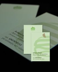 dietitian business cards by crossbow