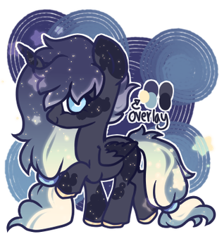Custom, Star Pony by YoongiBamboongi