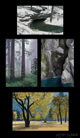 Landscapes - Photo Studies by Aliciane