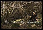 Gothic Snow White_I by LeChatNoirCreations