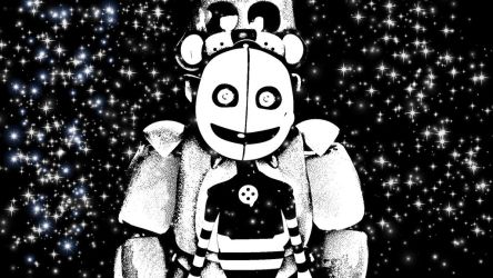 Security puppet by TotallyArealroBot