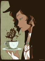 Cup of Tea? by Moemai