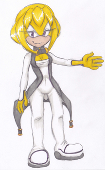 Sonic adoptable :closed: by UnknownSpy