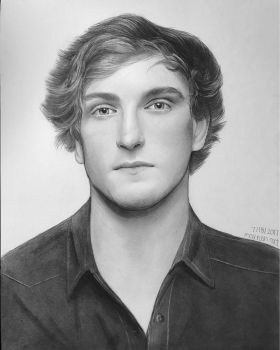 Logan Paul by mayrushart