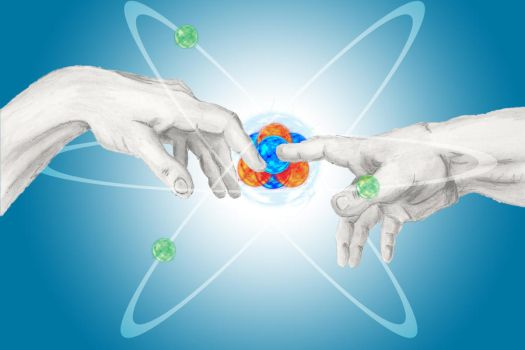 The Creation of Atom by SumtimesIplaytheFool