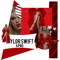 +Taylor Swift // PNG Pack by sel92duru