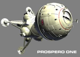 Prospero One, redone by Paul-Lloyd
