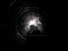 Light At The End Of The Tunnel by Badooleoo