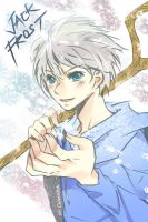 Jack Frost -doodling- by Saint-Chimaira