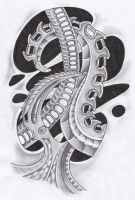 Biomechanical Design by Heavy-metal-ink