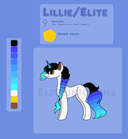 Lillie/Elite Ref by EliteUnicorns