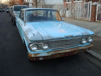 1962 Ford Fairlane 500 Sport Coupe III by Brooklyn47