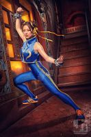 SF Alpha Chun Li by jaytablante