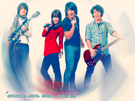 Camp Rock Wallpaper by babylovato