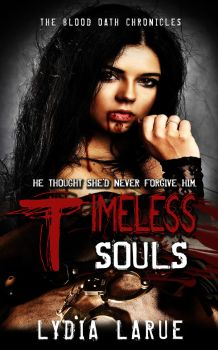 Timeless Souls cover by NewYorkNovelist