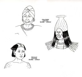 Colima studies by Kamazotz