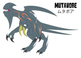 The Pacific Rim - MUTAVORE by Daizua123