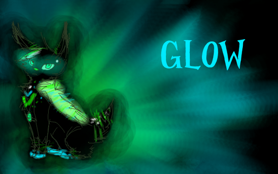 Glow Doodle by Flashpelt1