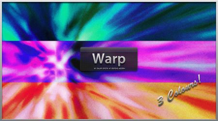 Warp - Wallpaper by GeminiDesign