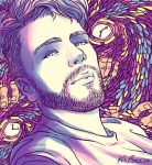 Illustrated 2014 ID by krisagon