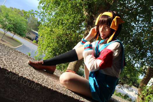 Haruhi Suzumiya - After School by SAYA-LOURA