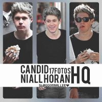 Candid Niall Horan by SwaggerNialler
