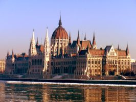 House of Parliament by Else22