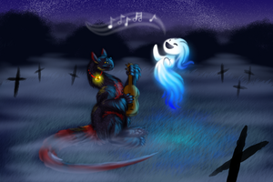 Blackberry and Chime: A Little Night Music by Shavahiivallah