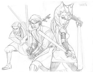 Clone Wars 2 by Theamat
