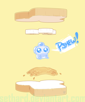Peanut Butter Jelly Kid by Sethard