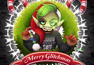 Merry GLiTcHMaS: GIF by padfootlet