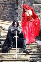 Game of Thrones - Ice and Fire by Alvi