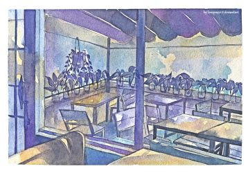 Coffeshop by Lovepeace-S