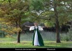 Forest maiden - Stock Model Reference 2 by faestock