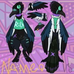 Magpie NYP! by VessThompson