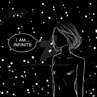 INFINITE by CryDontSmile