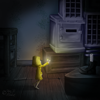 Little Nightmares by KiraElusia