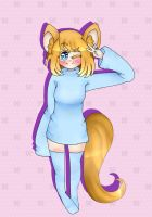 Art Trade Con Yami by Leilusss