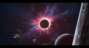 Eye of the Universe by Philip25