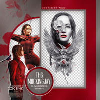Png Pack 995 // Mockingjay II Posters by confidentpngs