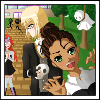 School Festival Picture for MA: Haunted House by animelove236