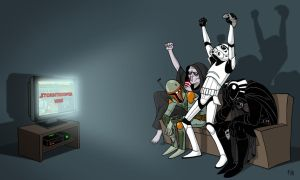 Stormtrooper wins by Noil-1