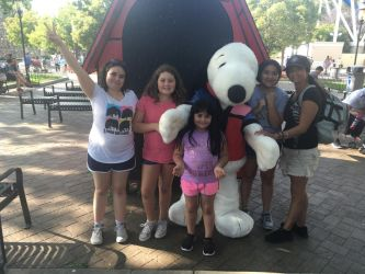 Snoopy and us by Beatlesfangirl15