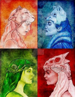 Women of Westeros by haileyXheartless