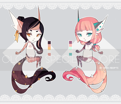 [CS: ELIORE] Sunset Babes [CLOSED] by rein-adopts