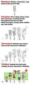 Lifetime Challenge Example by LuigiL