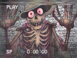 Candle Cove: Skin Taker by Pirate-Envy